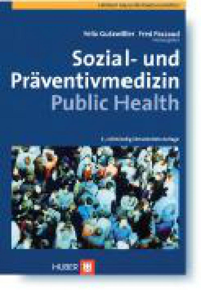 Felix Gutzwiller, Fred Paccaud (Hrsg.): Sozial- und Präventivmedizin – Public Health. Lehrbuch Gesundheitswissenschaften. 3. Auflage. Huber, Bern, 2007, 522 Seiten, kartoniert, 42,95 Euro