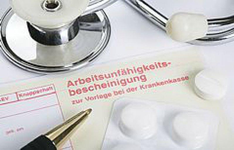 Beim AU-Versand per D2D werden sämtliche datenschutzrechtlichen Anforderungen berücksichtigt. Foto: Keystone