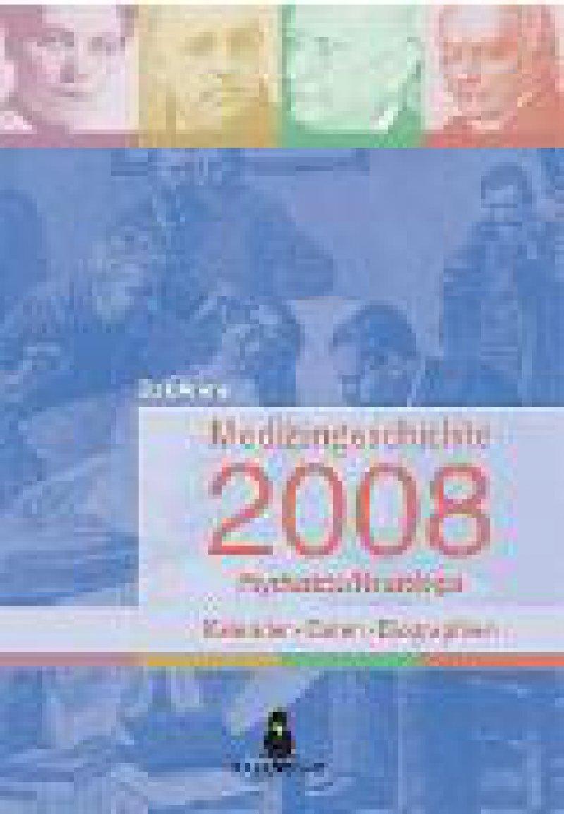 Dirk Arenz: Kalender Medizingeschichte 2008. Psychiatrie/Neurologie. Kalender · Daten · Biographien. Rabe Verlag, Bonn, 2007, 214 Seiten, kartoniert, 9,95 Euro