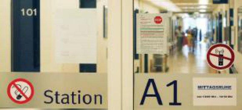 Geldmangel: Den Krankenhäusern in NRW fehlen durch den Sanierungsbeitrag jährlich rund 50 Millionen Euro. Foto: dpa