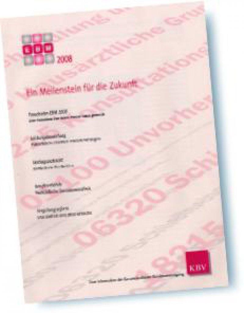 Rosig sind die Honoraraussichten nicht, aber besser als zuvor. Mehr dazu findet man in der KBVBroschüre, die Heft 50 beigelegt war. Sie ist auch nachzulesen im Internet unter www.kbv.de.