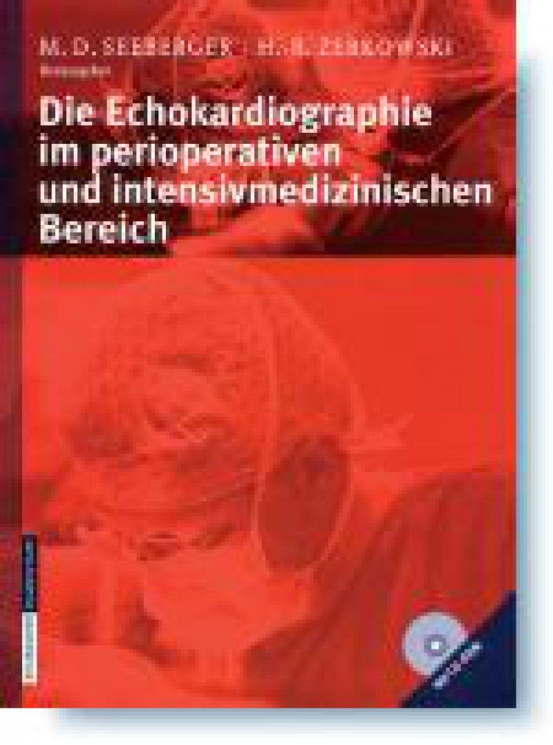 Manfred D. Seeberger, Hans-Reinhard Zerkowski (Hrsg.): Die Echokardiographie im perioperativen und intensivmedizinischen Bereich. Steinkopff, Darmstadt, 2007, 180 Seiten, mit CD-ROM, gebunden, 39,95 Euro