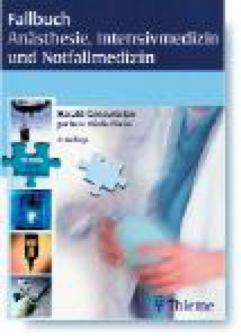 Harald Genzwürker, Jochen Hinkelbein: Fallbuch Anästhesie, Intensivmedizin und Notfallmedizin. 2. Auflage. Thieme, Stuttgart, New York, 2007, 347 Seiten, kartoniert, 22,95 Euro
