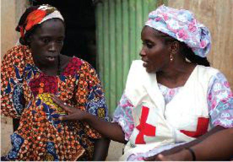 Weltweite Kampagne: Seit 2003 widmet sich der UN-Bevölkerungsfonds in Entwicklungsländern dem Kampf gegen Fisteln. Betroffen sind vor allem junge Erstgebärende auf dem Land. Foto: Lucian Read/WpN/UNFPA