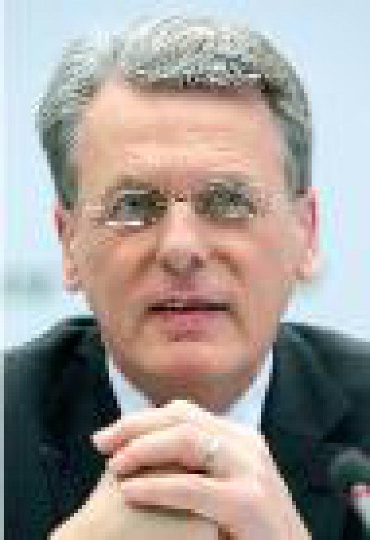 Günter Dibbern Foto: dpa