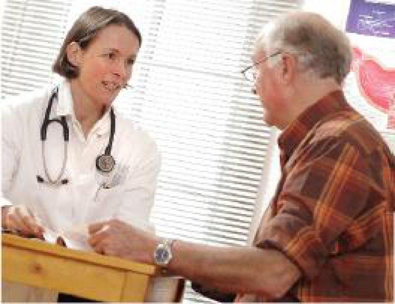 Ärztliches Handeln muss an der Individualität des erkrankten Menschen ausgerichtet sein. Foto: VISUM