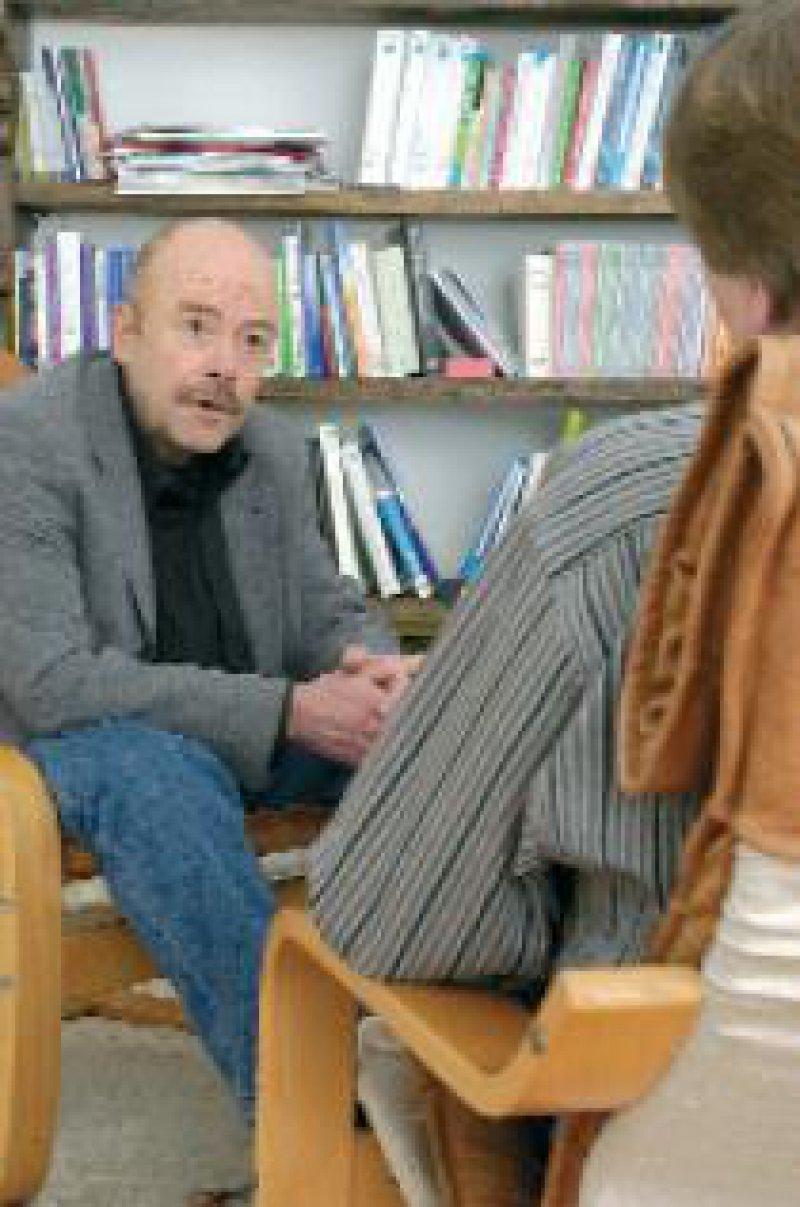 Wirksamkeit und Nutzen der Gesprächspsychotherapie sind dem G-BA zufolge nicht ausreichend belegt. Foto: Peter Wirtz