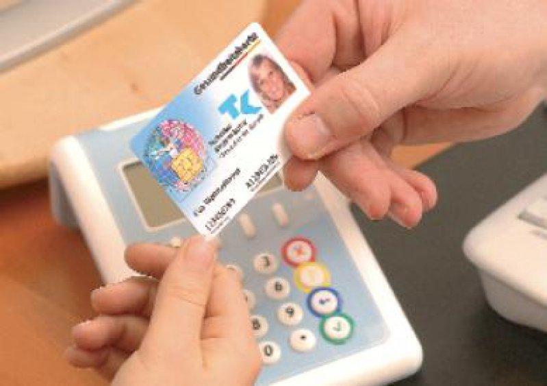 K.-o.-Kriterien für die Gesundheitskarte sind die Wahrung von Datenschutz und Datensicherheit. Foto: Techniker Krankenkasse