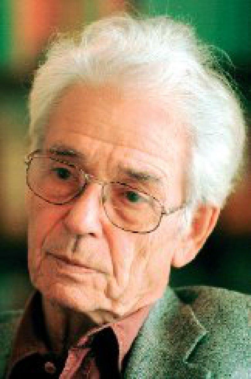 Prof. Dr. med. Dr. phil. Horst-Eberhard Richter zählt zu den Pionieren einer ganzheitlichen Medizin und einer modernen Psychoanalyse. Sein mutiger Einsatz für Frieden und Gerechtigkeit ist mehr als vorbildlich. Foto: privat