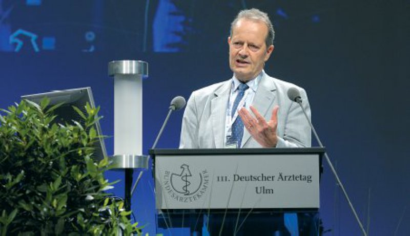 Jan Schulze: Deutliche Absage an eine prozessorientierte Aufteilung der ärztlichen Tätigkeit
