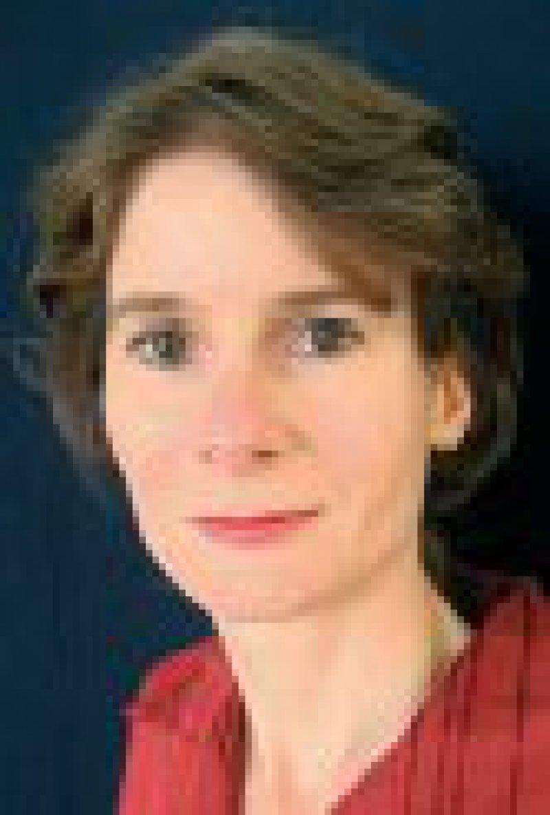 Franziska Geiser. Foto:privat