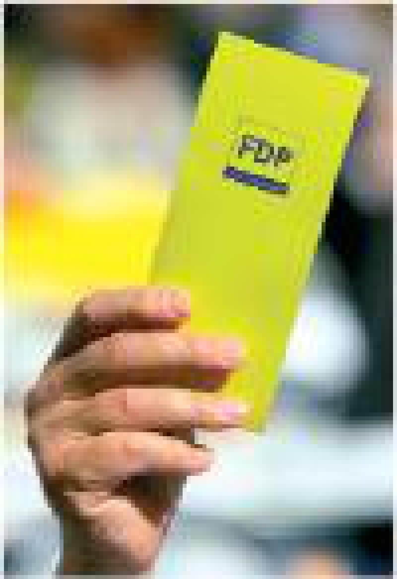 Gegen einen einheitlichen Beitragssatz stimmten die Delegierten des FDP-Parteitags. Foto: dpa