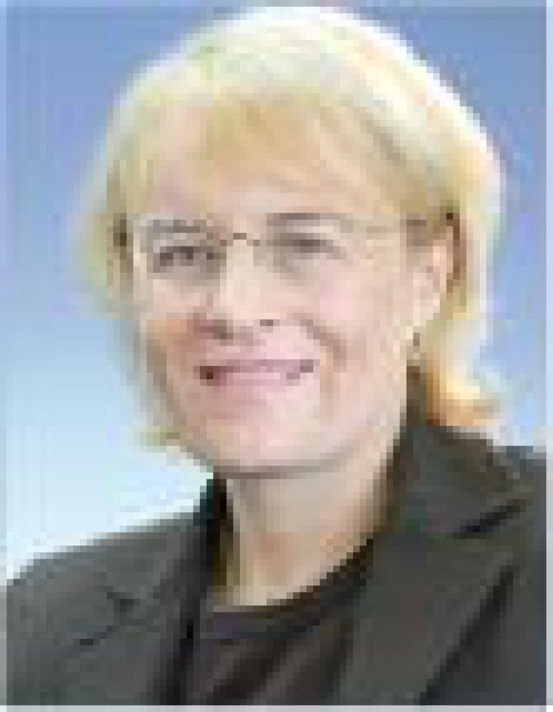 Gisela Klinkhammer Chefin vom Dienst