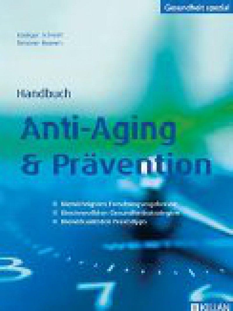 Rüdiger Schmitt, Simone Homm: Handbuch Anti-Aging und Prävention. Verlag im Kilian, Marburg, 2008, 542 Seiten, kartoniert, 42 Euro