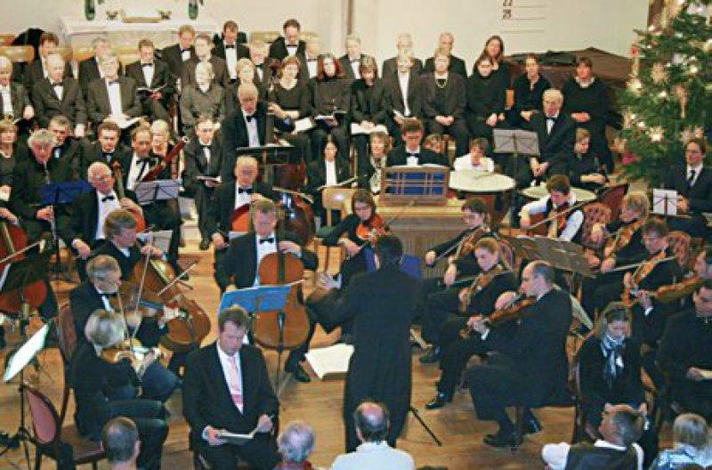 Das Deutsche Ärzteorchester plant,Ende Dezember Johann Sebastian Bachs Weihnachtsoratorium,Kantaten4–6 aufzuführen. Foto:Deutsches Ärzteorchester