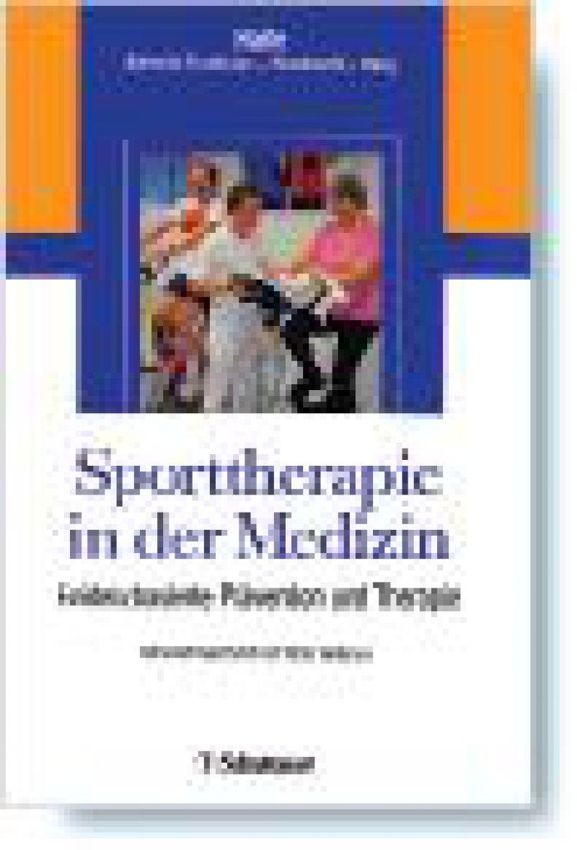 Martin Halle, Arno Schmidt-Trucksäss, Rainer Hambrecht, Aloys Berg (Hrsg.): Sporttherapie in der Medizin. Evidenzbasierte Prävention und Therapie. Schattauer, Stuttgart, New York, 2008, 408 Seiten, gebunden, 69 Euro