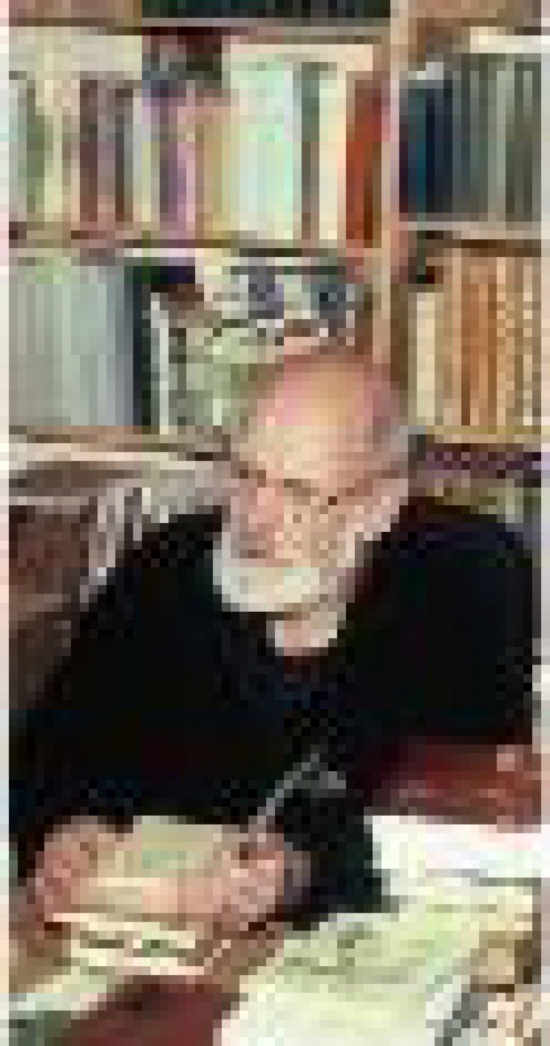 Viele kommen nur wegen der Bücher nach Fjærland. Claus Kvamme