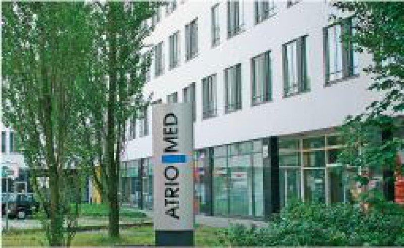 Atrio-Med in Hamburg ist das zweite Medizinische Versorgungszentrum der Techniker Krankenkasse. Foto: HCM Health-Care Managers GmbH