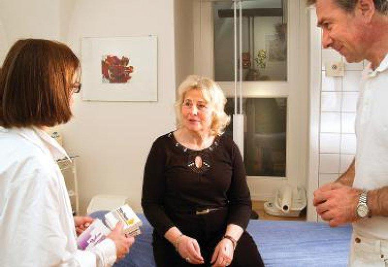 Die angehende Hausärztin ist während der Weiterbildung gezwungen, mehrfach die Stelle zu wechseln – und zwar desto häufiger, je mehr Kompetenz sie erwerben will. Foto: Barbara Krobath