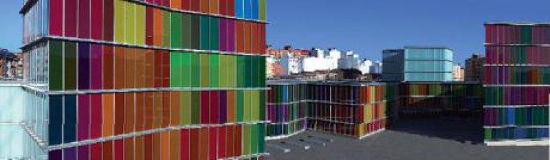 Preisgekrönt: Das MUSAC in Léon zeigt Kunst des 21. Jahrhunderts. Foto: Ángel Marcos