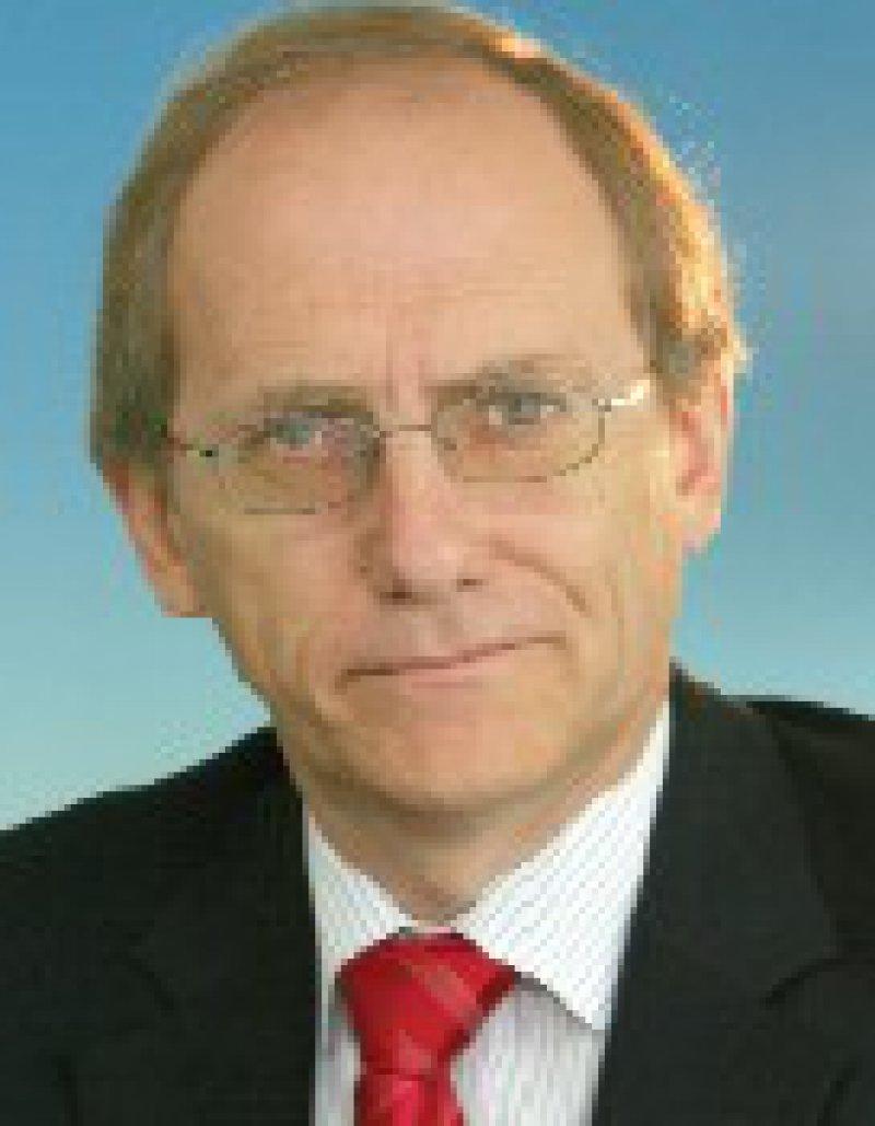 Heinz Stüwe Chefredakteur