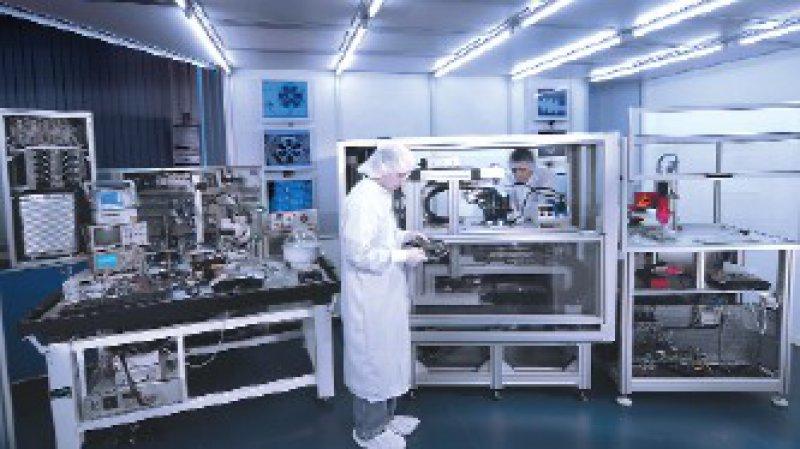 Mit dem Prototypen Magnalab lassen sich die Entwicklungswege von Stammzellen systematisch untersuchen. Foto: Fraunhofer IBMT