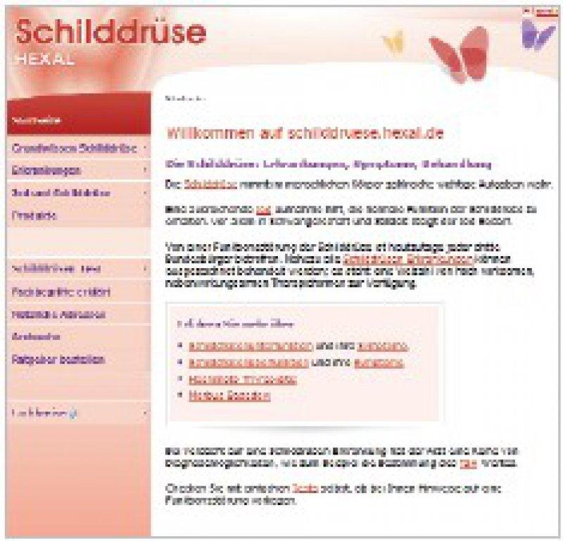 www.schilddruese.hexal.de