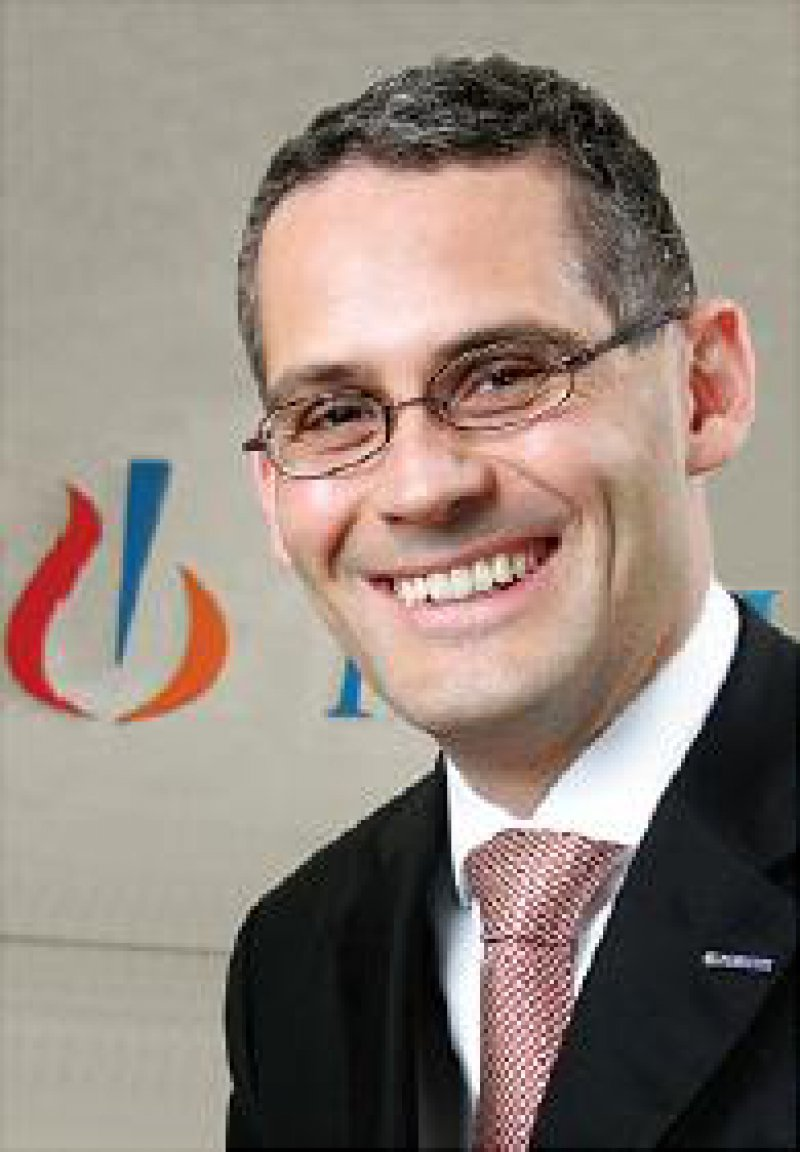 Schnelles Wachstum: Peter Maag, Vorsitzender der Geschäftsführung Novartis Deutschland GmbH, ist mit den neuen Produkten sehr zufrieden. Foto: Novartis