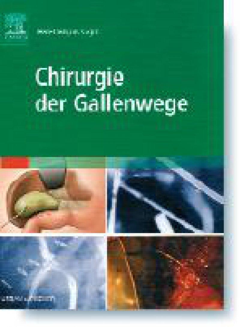 Jean-François Gigot: Chirurgie der Gallenwege. Urban & Fischer, München, 2007, 143 Seiten, gebunden, 79,95 Euro