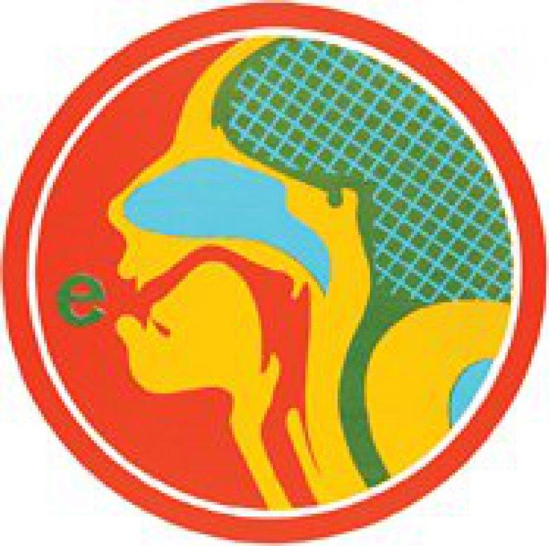 """Siegfried Kischko: o. T. (""""e"""") (1968), Siebdruck in vier Farben, signiert, datiert und nummeriert 11/25. Blatt einer Mappe mit fünf Siebdrucken, Text von Walter Aue, Hake-Verlag, Köln 1968. Foto:Eberhard Hahne"""