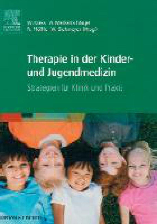 Wieland Kiess, Andreas Merkenschlager, Roland Pfäffle, Werner Siekmeyer (Hrsg.): Therapie in der Kinder- und Jugendmedizin. Urban & Fischer, München, Jena, 2007, 1318 Seiten, gebunden, 129 Euro