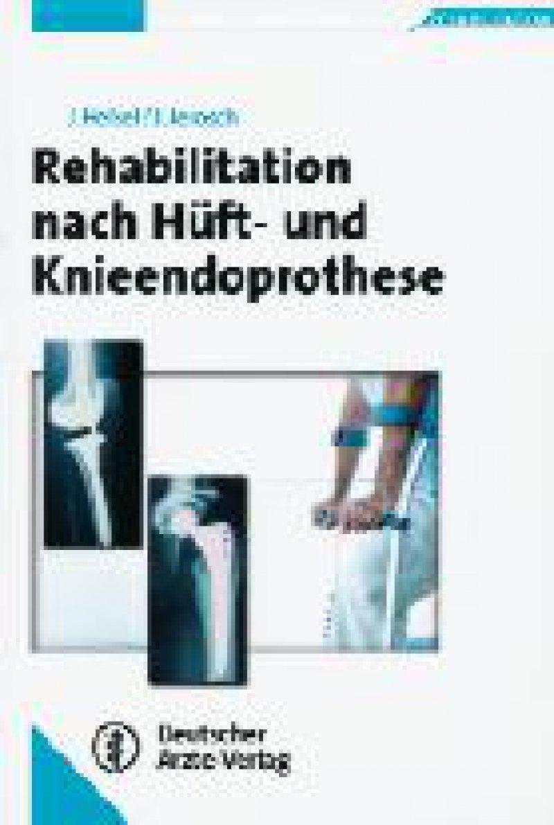 Jürgen Heisel, Jörg Jerosch: Rehabilitation nach Hüft- und Knieendoprothese. Deutscher Ärzte-Verlag, Köln, 2007, 283 Seiten, gebunden, 59,95 Euro