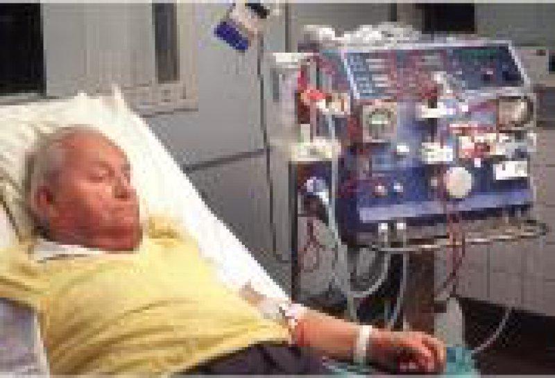 Die herkömmliche Dialysetechnik ist nicht so einfach zu ersetzen. Foto: Perter Wirtz