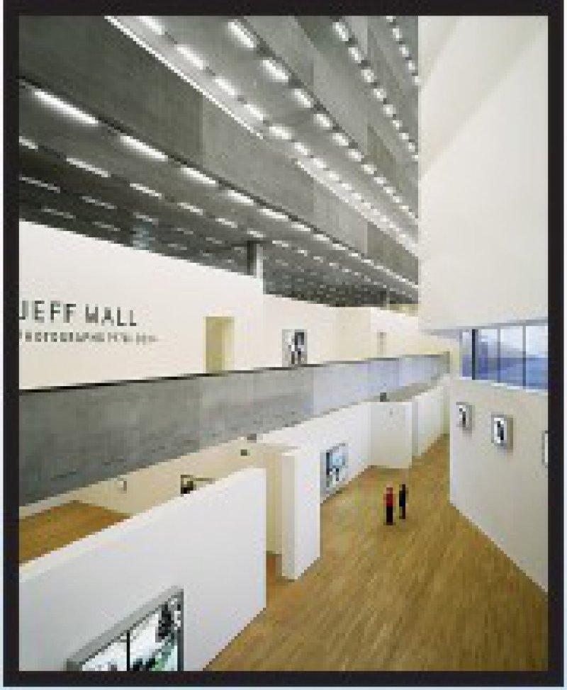 Das Schaulager in Basel ist ein umgewandeltes Lagerhaus. Es beherbergt heute die Sammlung Emanuel Hoffmann. Foto: Tom Bisig