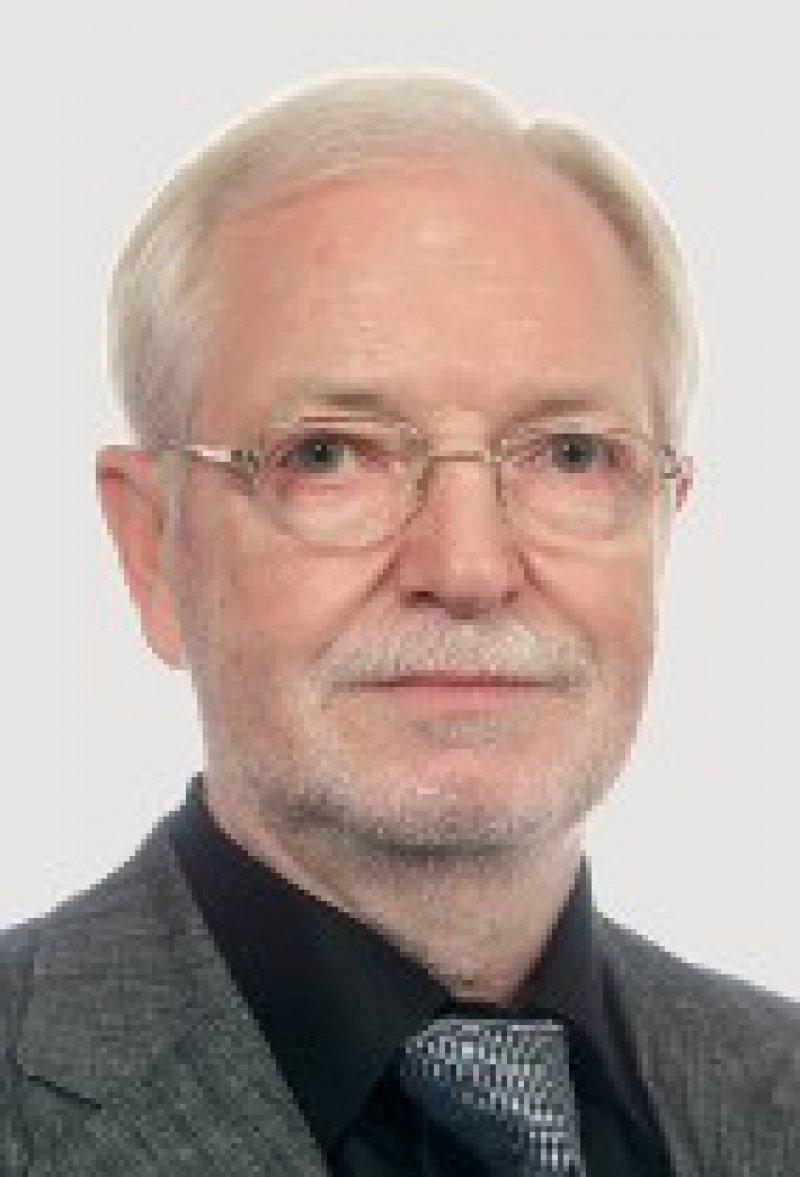 Werner Müller-Fahrnow Foto: Charité