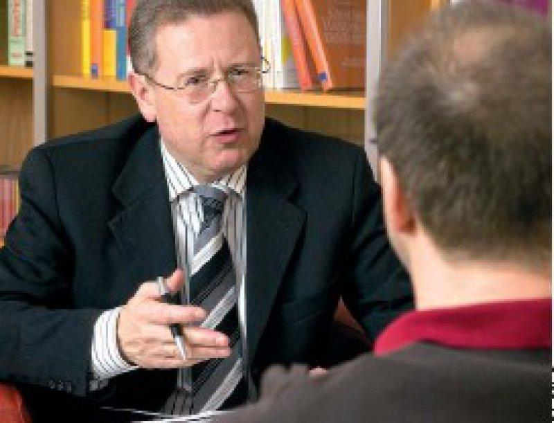 Ärztliche Psychotherapeuten: Die Mindestquote in der Versorgung wurde verlängert, aber von 40 auf 25 Prozent gesenkt. Foto: BilderBox
