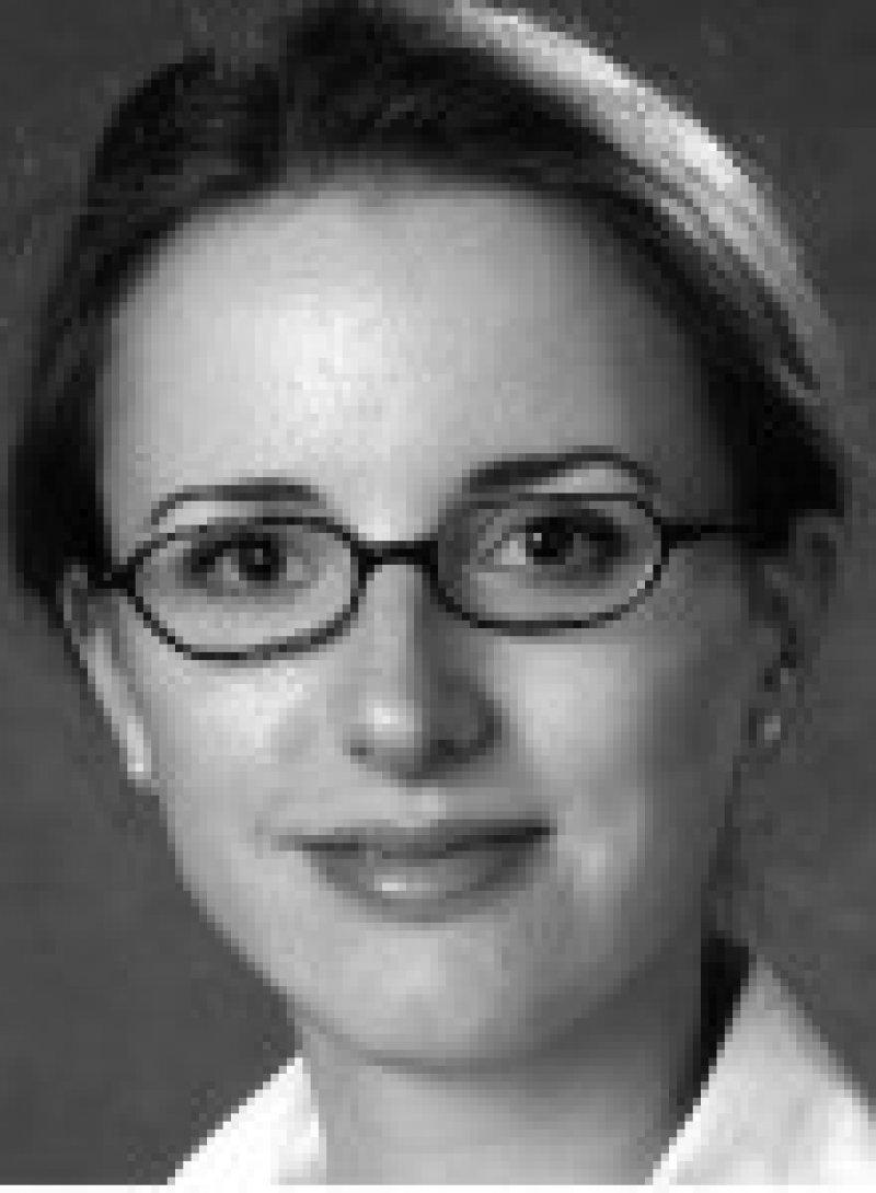 Dr. med. Alena Buyx M. A., Scholar im Harvard University Program in Ethics and Health