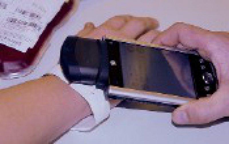 RFID-Systeme erleichtern die Zuordnung von Blutkonserven oder Medikamenten.