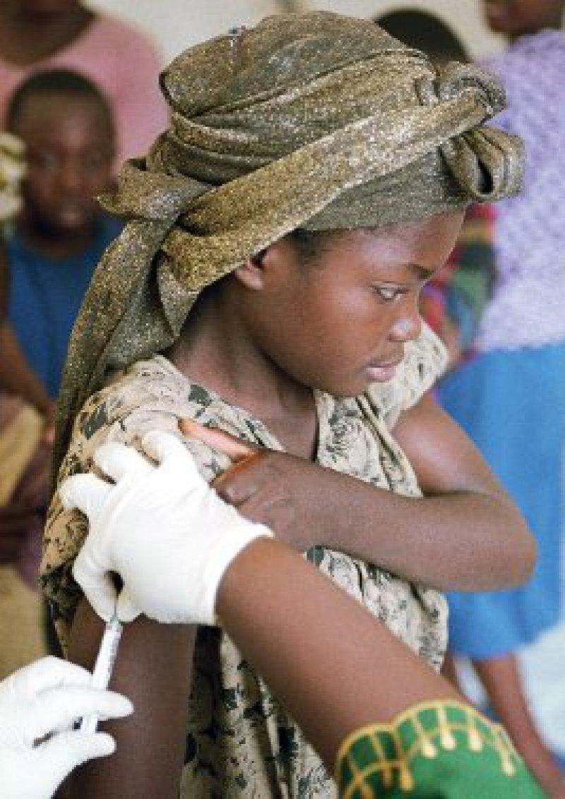 Die Organisation Ärzte ohne Grenzen engagiert sich abweichend von ihrem ursprünglichen Konzept der reinen Not- und Katastrophenhilfe auch in längerfristigen Projekten. Foto: Caro