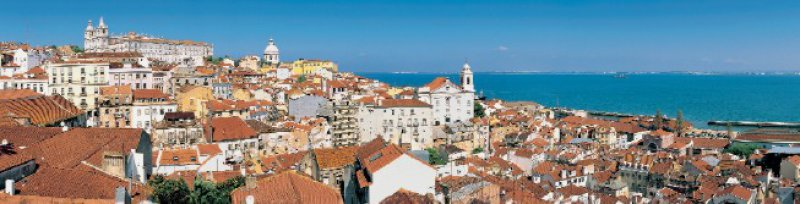 Blick über die Dächer von Lissabon Foto: Turismo de Portugal/José Manuel