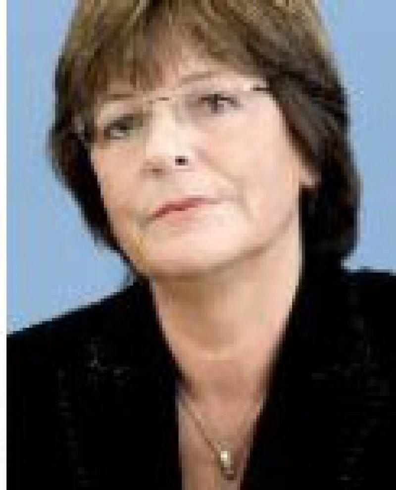 Ulla Schmidt: Die Länder müssen ihre Investitionen erhöhen. Foto: IPON