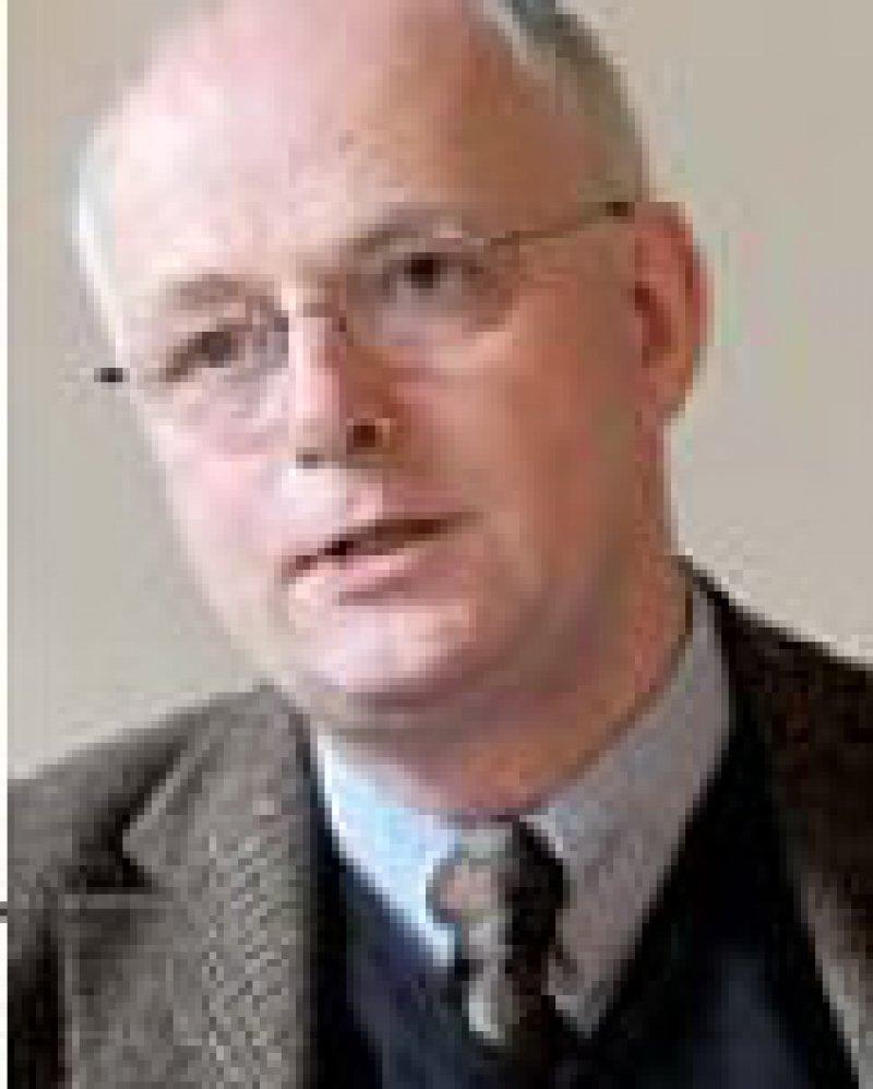 Johann-Magnus von Stackelberg: Der Einheitsbeitragssatz reicht für die geplanten ehrausgaben nicht aus. Foto: Jürgen Gebhardt