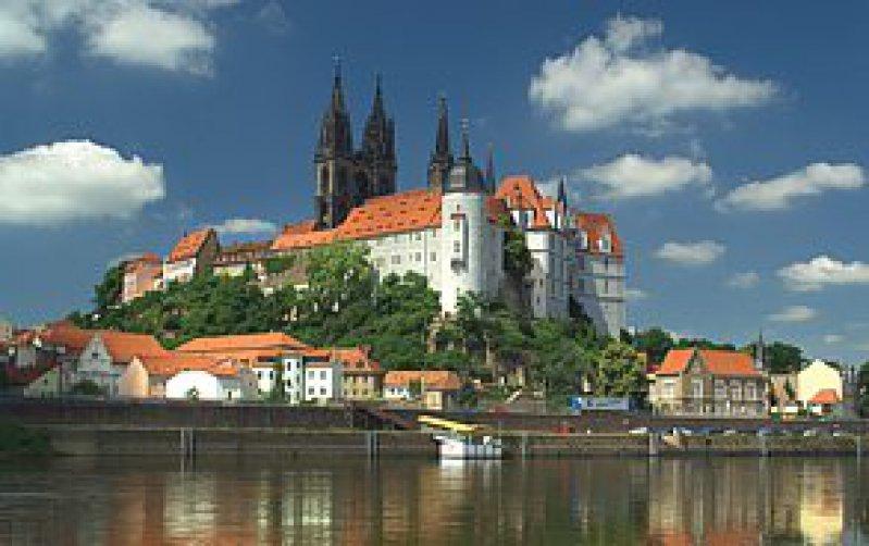 Die Albrechtsburg: Geburtsstätte des europäischen Porzellans. Foto: Fotolia
