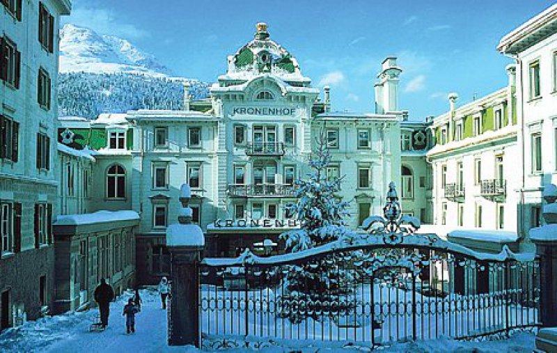 Foto: Grandhotel Kronenhof