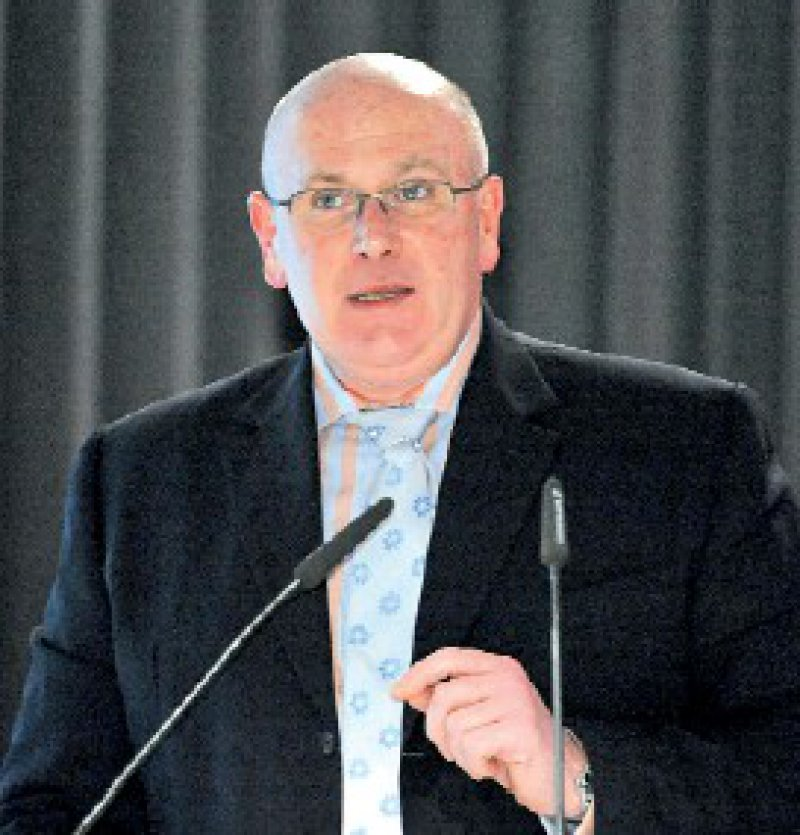 Der deregulierte Wettbewerb führe in die Mehrklassenmedizin, befürchtet der KBV-Vorstandsvorsitzende, Dr. med. Andreas Köhler.