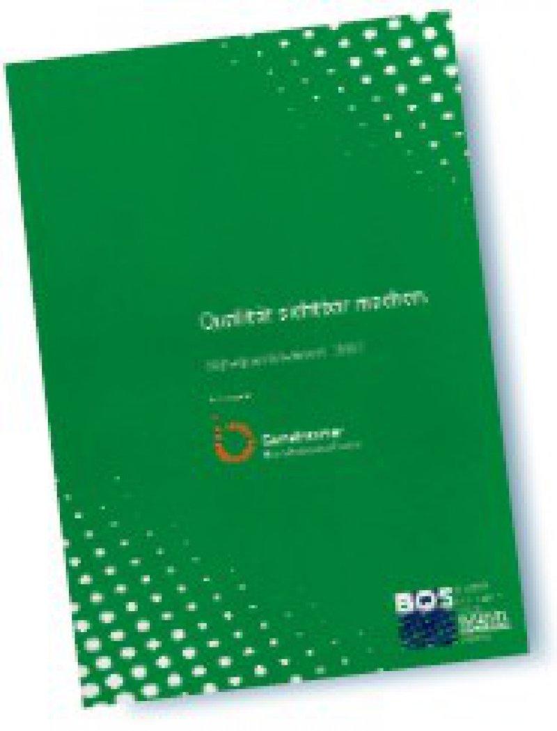 """Nicht alles ist im grünen Bereich: Dem aktuellen BQSReport zufolge besteht bei 20 von 194 Indikatoren noch """"besonderer Handlungsbedarf"""", um die Versorgungsqualität zu verbessern."""