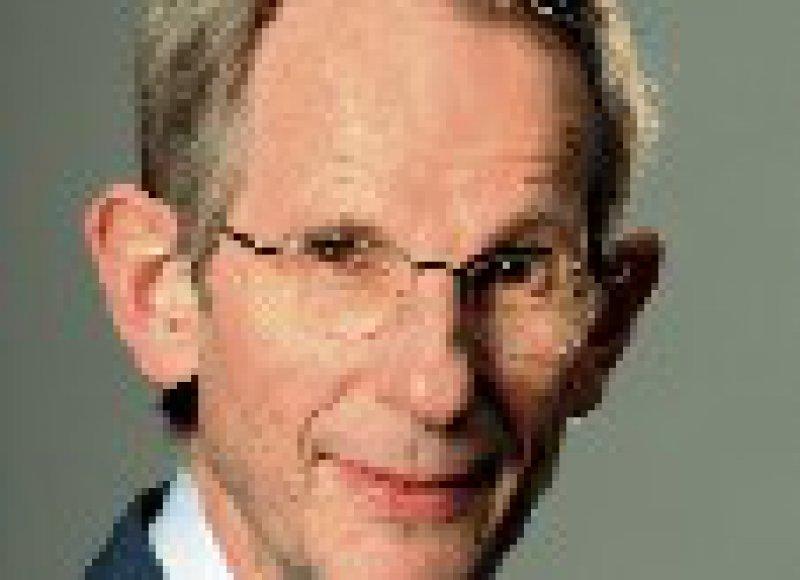 Prof. Dr. med. Jörg-Dietrich Hoppe, Präsident der Bundesärztekammer
