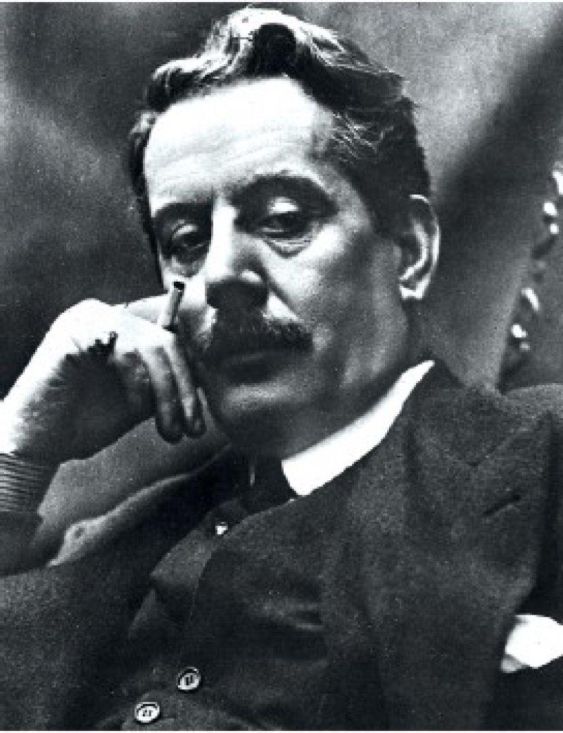 Zeitlebens beneidet Puccini Richard Wagner, der seine Libretti selbst schrieb. Foto: picture-alliance