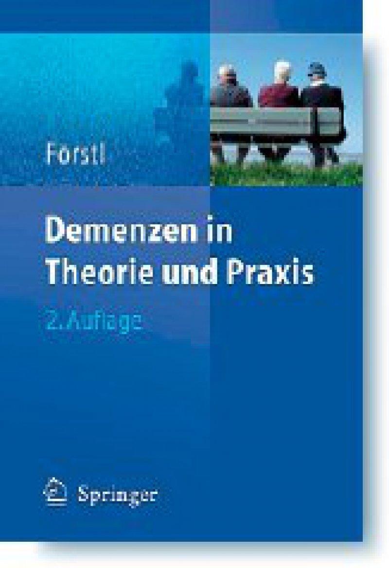 Hans Förstl (Hrsg.): Demenzen in Theorie und Praxis. 2. Auflage. Springer Medizin Verlag, Heidelberg 2009, 514 Seiten, kartoniert, 29,95 Euro