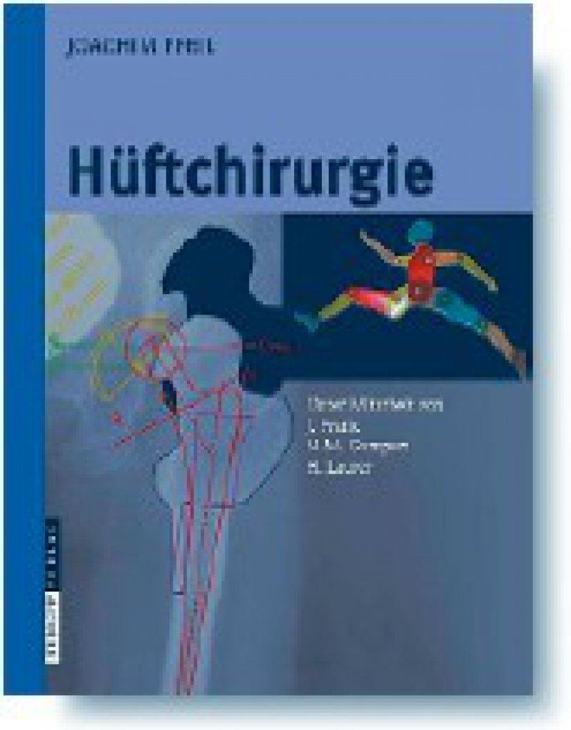 Joachim Pfeil: Hüftchirurgie. Steinkopff, Heidelberg 2008, 244 Seiten, Spiralbindung, 99,95 Euro